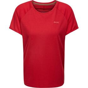 PYUA Skip S Camiseta Mujer, rojo